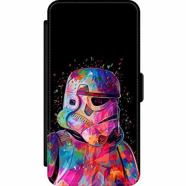 Apple iPhone 12 Pro Wallet Slim Case Star Wars Stormtrooper