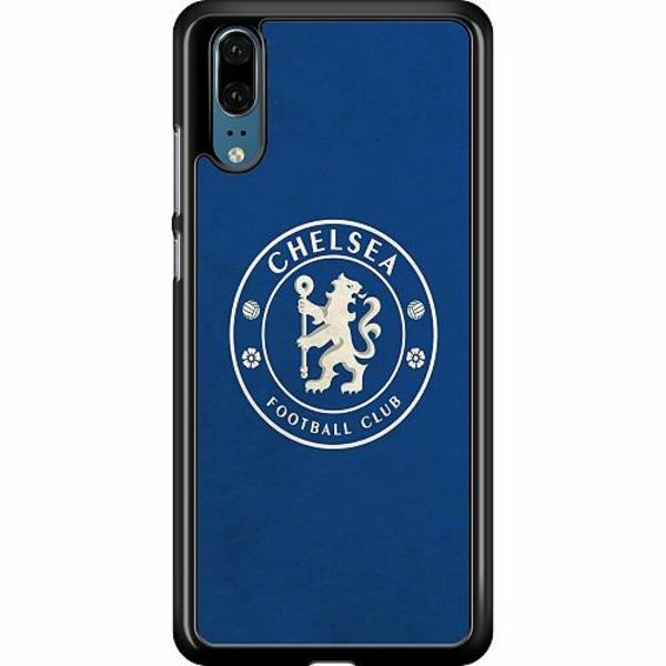 Huawei P20 Hard Case (Black) Chelsea Football Club