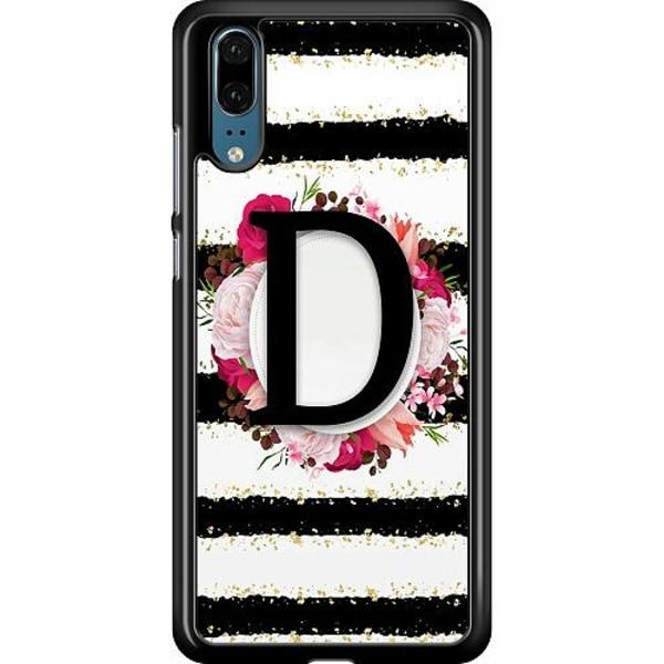 Huawei P20 Hard Case (Black) D