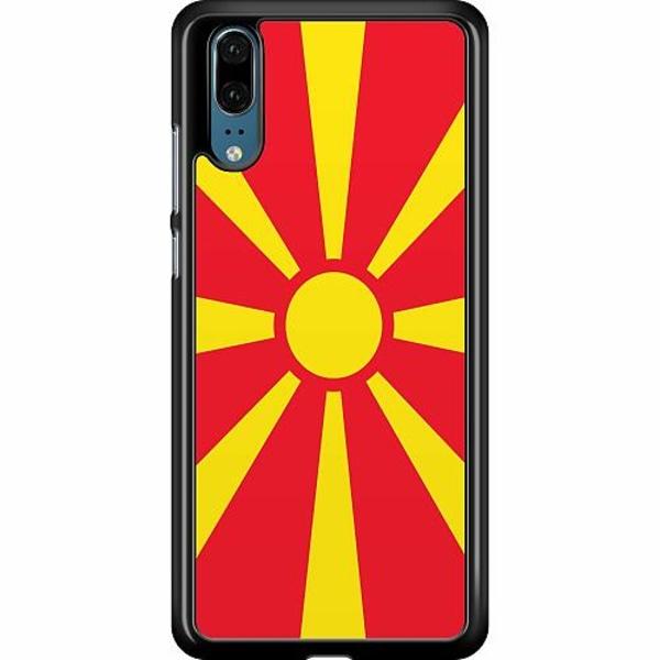 Huawei P20 Hard Case (Black) Macedonia