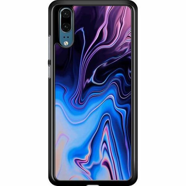 Huawei P20 Hard Case (Black) Mönster