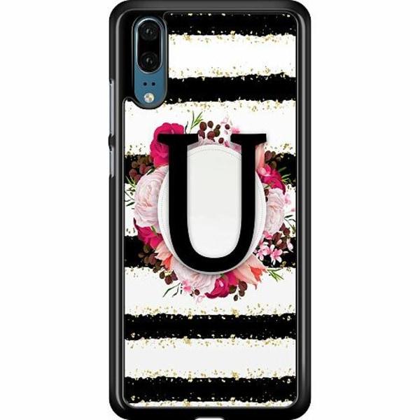 Huawei P20 Hard Case (Black) U