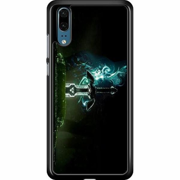 Huawei P20 Hard Case (Black) Zelda