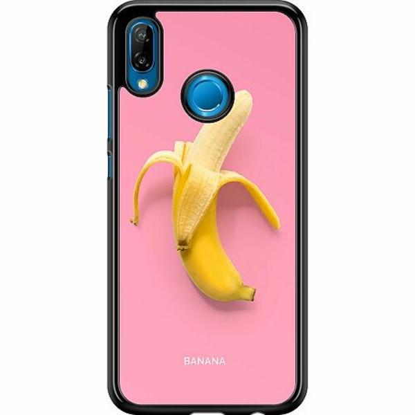 Huawei P20 Lite Hard Case (Svart) Banana