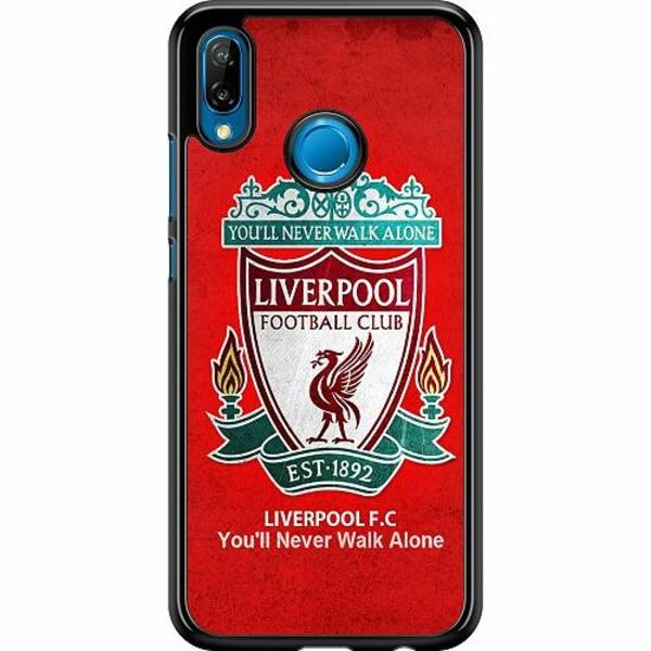 Huawei P20 Lite Hard Case (Svart) Liverpool