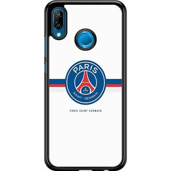 Huawei P20 Lite Hard Case (Svart) Paris Saint-Germain FC