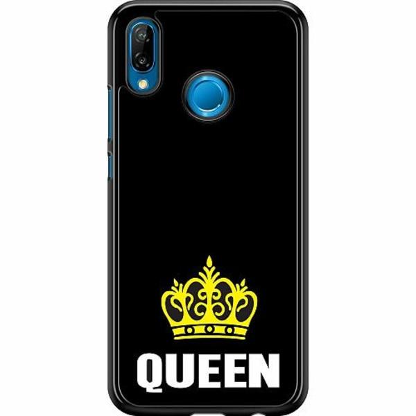Huawei P20 Lite Hard Case (Svart) Queen 01