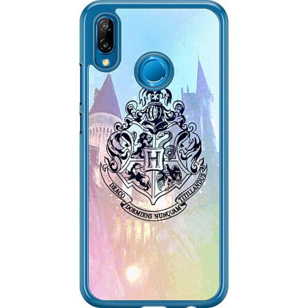 Huawei P20 Lite Hard Case (Transparent) Harry Potter