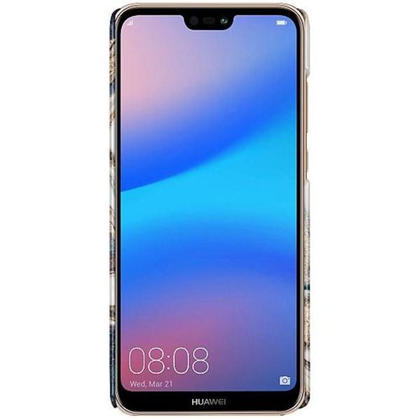 Huawei P20 Lite LUX Mobilskal (Glansig) Navy