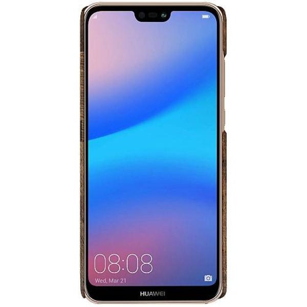 Huawei P20 Lite LUX Mobilskal (Matt) Wood
