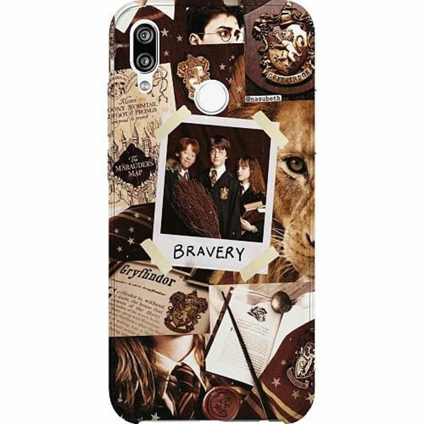 Huawei P20 Lite Thin Case Harry Potter