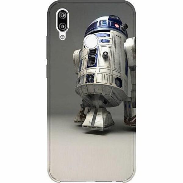 Huawei P20 Lite Thin Case R2D2 Star Wars