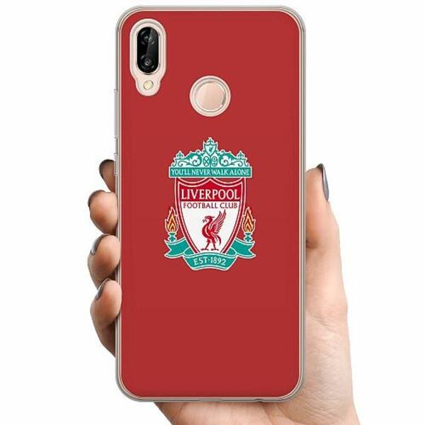Huawei P20 Lite TPU Mobilskal Liverpool L.F.C.