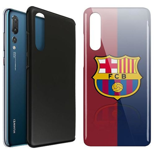 Huawei P20 Pro LUX Duo Case (Glansig)  FC Barcelona