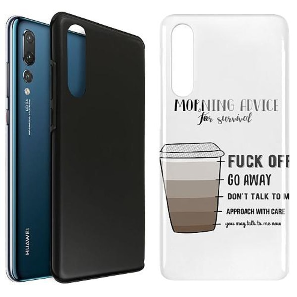 Huawei P20 Pro LUX Duo Case (Glansig)  Morning