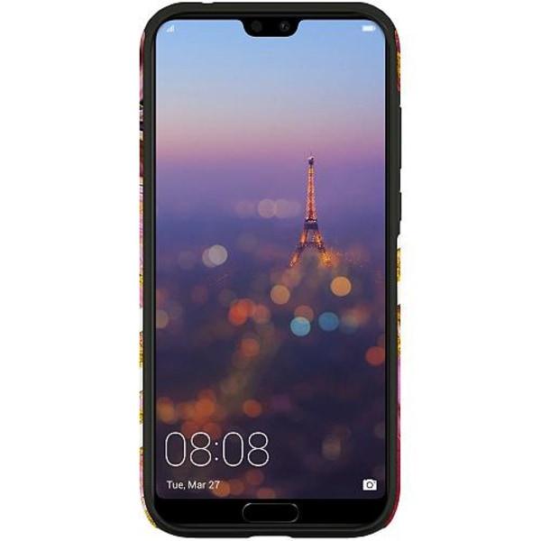 Huawei P20 Pro LUX Duo Case (Matt) Fashion