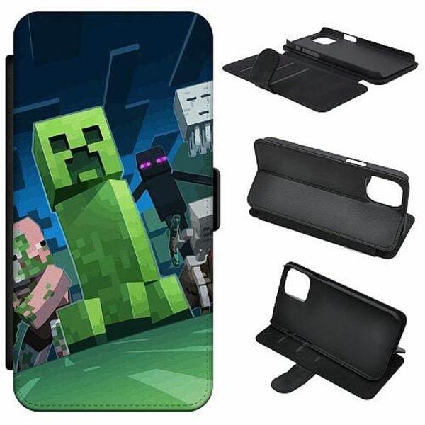 Apple iPhone 6 / 6S Mobilfodral MineCraft