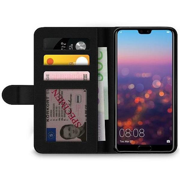 Huawei P20 Pro Wallet Case Lollipop