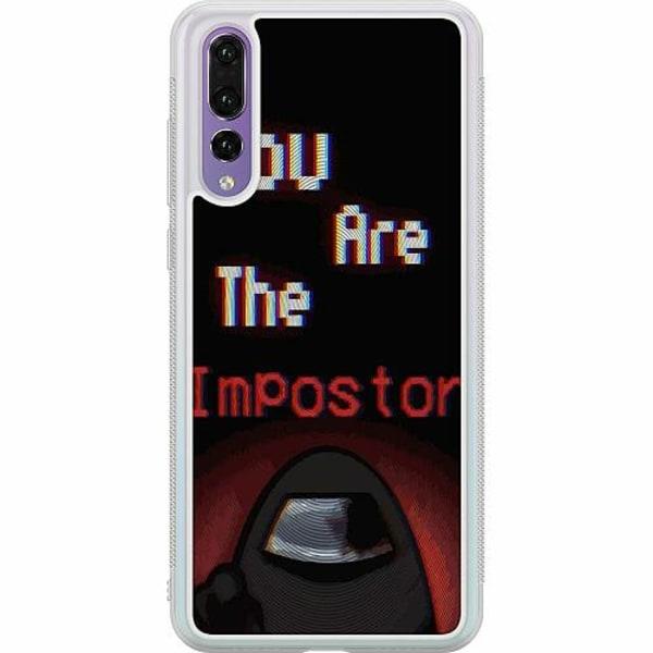 Huawei P20 Pro Soft Case (Frostad) Among Us