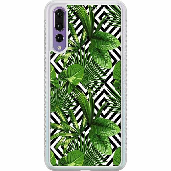 Huawei P20 Pro Soft Case (Frostad) Mönster