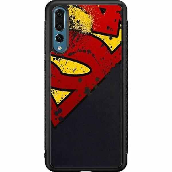 Huawei P20 Pro Soft Case (Svart) SUPER