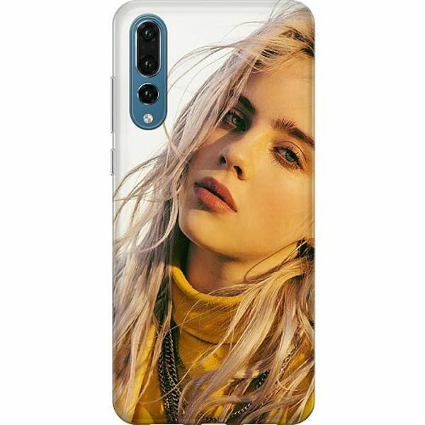 Huawei P20 Pro Thin Case Billie Eilish 2021