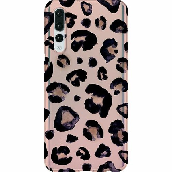 Huawei P20 Pro Thin Case Pretty Leo