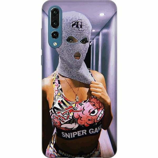 Huawei P20 Pro Thin Case Pussy Riot