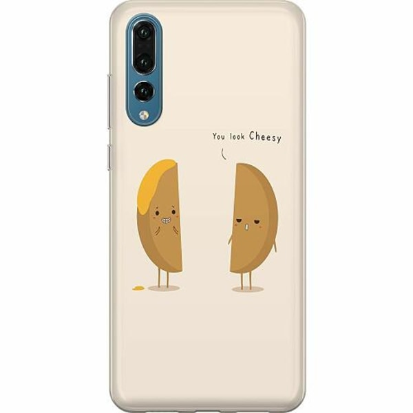 Huawei P20 Pro Thin Case Cheesy