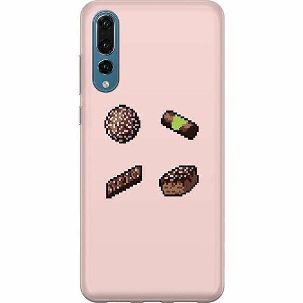 Huawei P20 Pro Thin Case FIKA pixel art