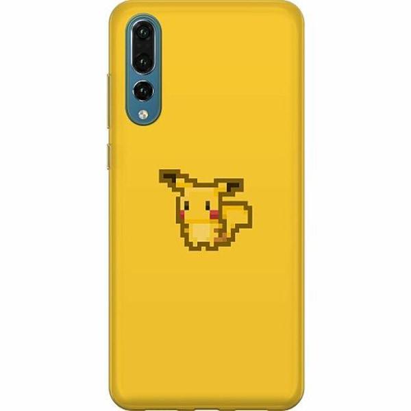Huawei P20 Pro Thin Case Pixel art Pokémon