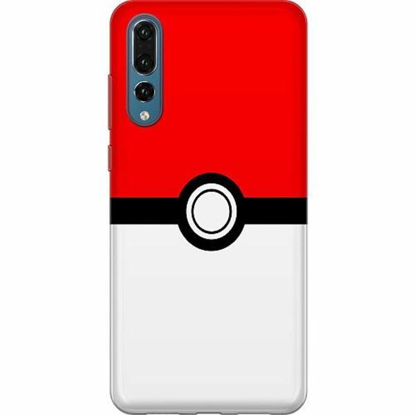 Huawei P20 Pro Thin Case Pokemon