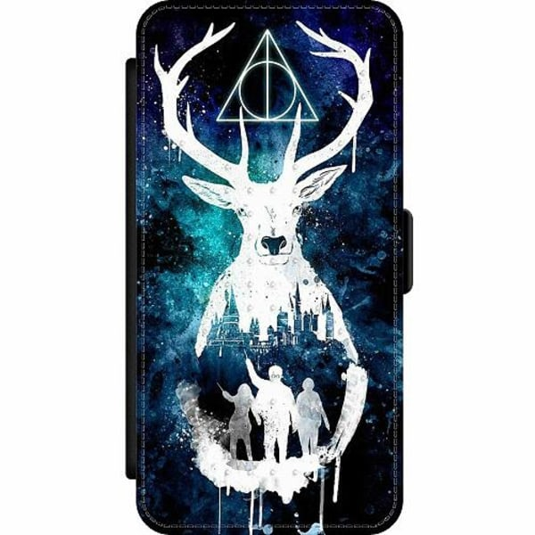 Samsung Galaxy A21s Wallet Slim Case Harry Potter