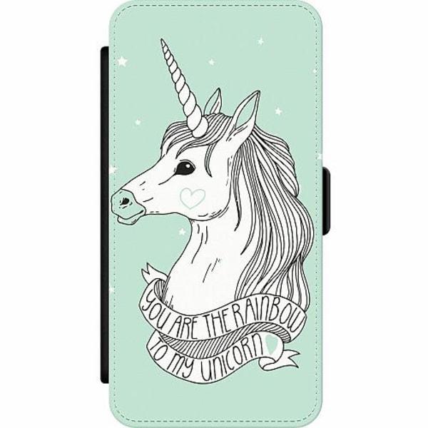 Apple iPhone 7 Wallet Slim Case UNICORN