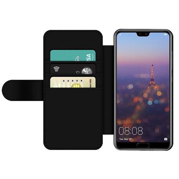 Huawei P20 Pro Wallet Slim Case Luxe