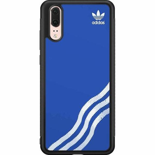 Huawei P20 Soft Case (Svart) Adidas