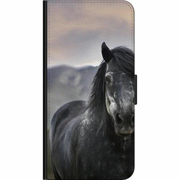 Samsung Galaxy S9 Billigt Fodral Häst / Horse