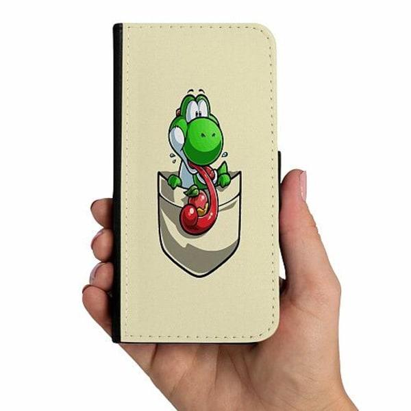 Samsung Galaxy A10 Mobilskalsväska Pocket Dino
