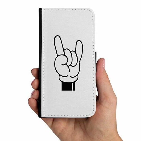 Samsung Galaxy A20s Mobilskalsväska Rock On