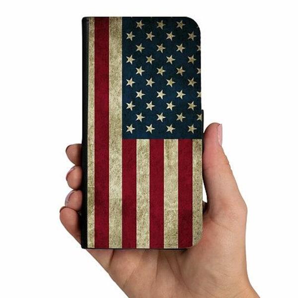 Samsung Galaxy A51 Mobilskalsväska USA