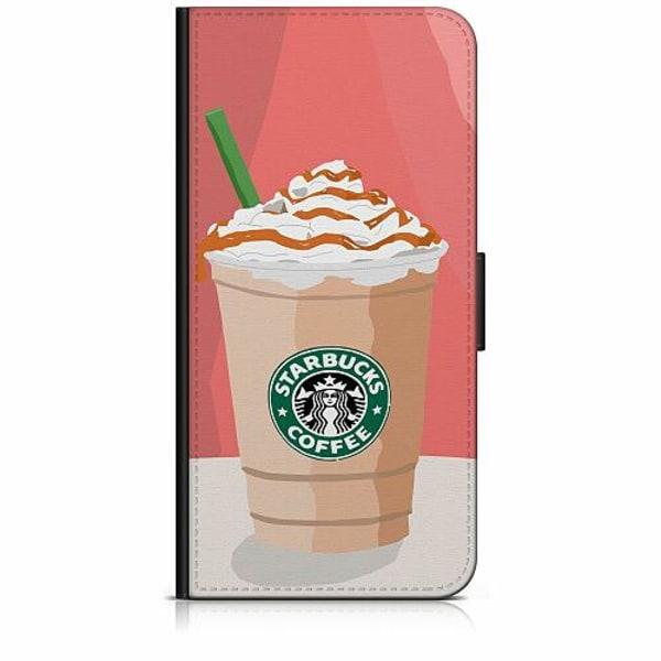 Apple iPhone 7 Plånboksfodral Starbucks