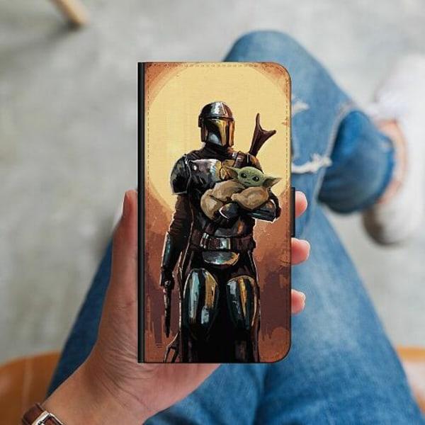 Samsung Galaxy S10 Plus Plånboksskal Baby Yoda