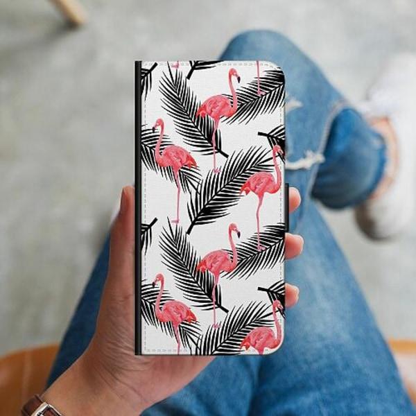 Samsung Galaxy S10 Plus Plånboksskal Flamingo