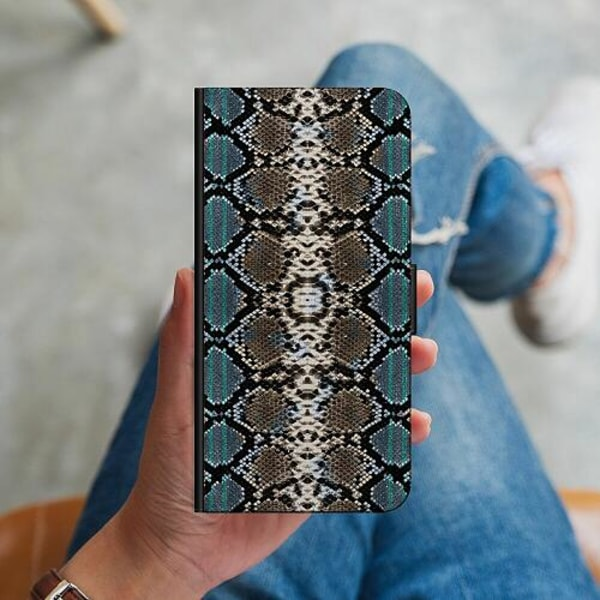 Samsung Galaxy S10 Plus Plånboksskal King cobras