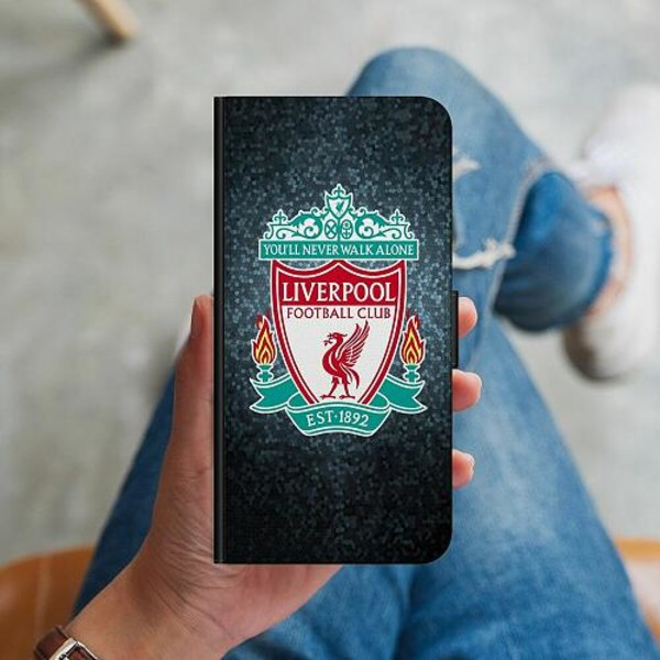 Apple iPhone SE (2020) Plånboksskal Liverpool Football Club