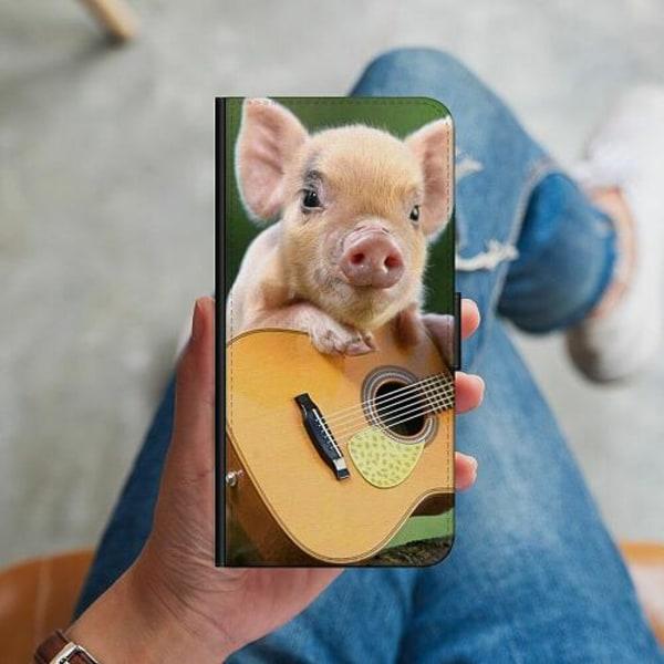 Samsung Galaxy S10 Plus Plånboksskal Piggy
