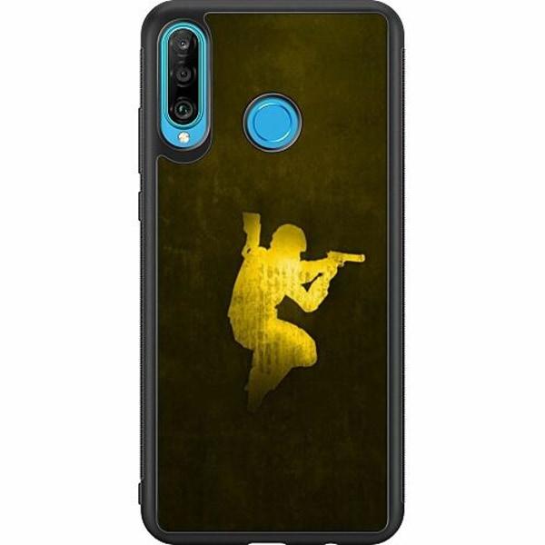 Huawei P30 Lite Soft Case (Svart) CS