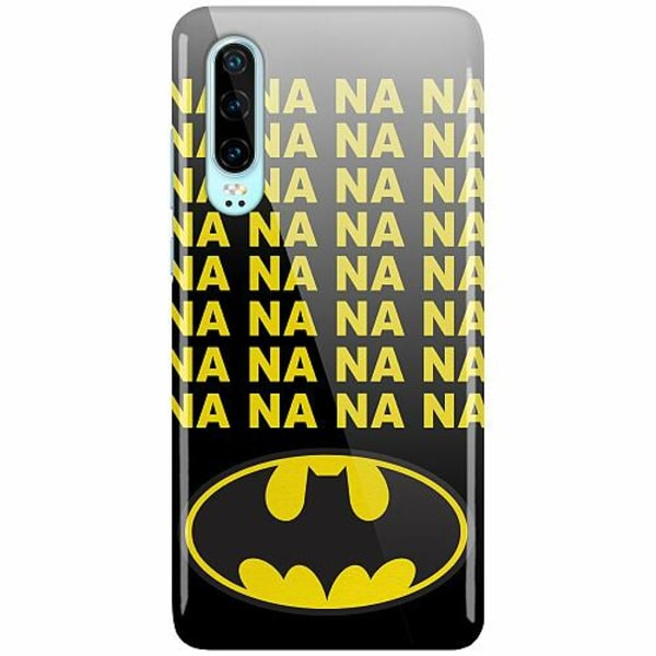 Huawei P30 LUX Mobilskal (Glansig) Batman