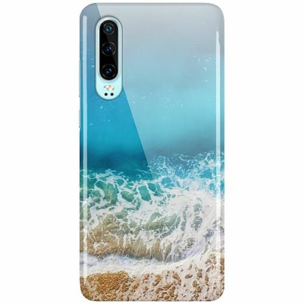 Huawei P30 LUX Mobilskal (Glansig) Beach Please