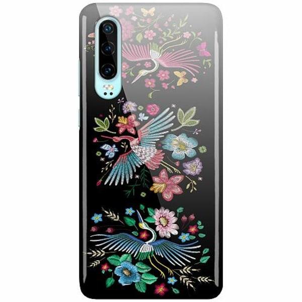 Huawei P30 LUX Mobilskal (Glansig) Birdie